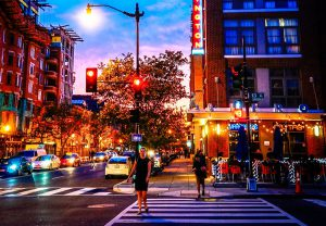 U Street provides an investment into an up-and-coming neighborhood